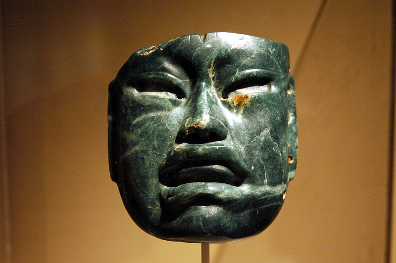 Also Olmec. We can't rule out the possibility that these guys were just screwing with us.